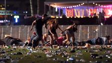 Tiroteo en concierto en Las Vegas: Las reacciones de los famosos