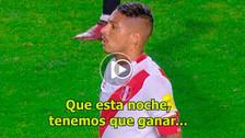 Video | El momento en el que solo se escuchó a Perú en la Bombonera
