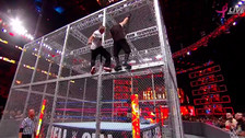 WWE Hell in a Cell: Kevin Owens venció a Shane McMahon con intervención sorpresa