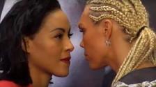 Video | Boxeadora besa a su rival y su reacción sorprende a todos