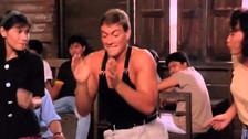 Facebook: Jean Claude Van Damme recrea famoso baile viral