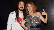 Steve Aoki y Céline Dion lanzan remix del tema de Titanic 20 años después