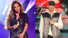 Eminem regresa a lo grande a la música de la mano de Beyoncé