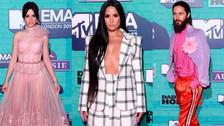 MTV EMA: las mejores fotos de la alfombra roja