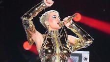 Katy Perry regresa a Lima para concierto en el Estadio Nacional
