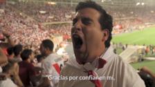 La Blanquirroja: El video más emotivo que verás de la Selección
