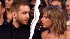 Calvin Harris, ofendido por canción de Taylor Swift dedicada a él