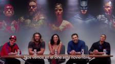 Video | La Liga de la Justicia envía este mensaje a Studio92