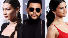 The Weeknd sale con Bella Hadid tras romper con Selena Gomez, ¿venganza?