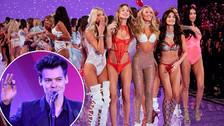 Harry Styles se reencontró con tres ex en el desfile de Victoria's Secret