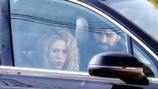 Shakira y Piqué tuvieron una fuerte pelea en público