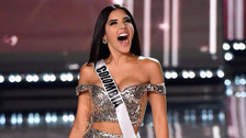 Miss Universo 2017: la foto de Miss Colombia que desató la polémica