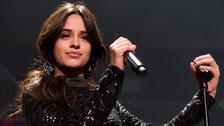Camila Cabello se burla de su propio tic en su ojo