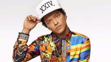 Bruno Mars demandado por publicar esta fotografía