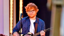Ed Sheeran responde sobre haber sido ignorado por los Grammys
