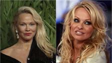 """Pamela Anderson, ¿eres tú?"" ¡Actriz luce irreconocible!"