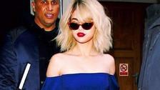 Selena Gomez sorprende al andar sin brasier por Londres