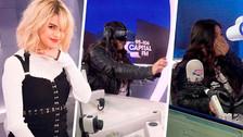 Selena Gomez engaña a fan con juego de realidad virtual