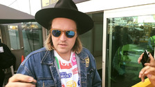 Arcade Fire: La banda de rock indie ya está en Lima