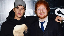Justin Bieber comparte videos bailando Perfect de Ed Sheeran