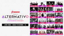 Alternativo Music Festival 2017: se agotaron las entradas para el festival