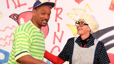 Will Smith se volvió a convertir en el Príncipe del Rap