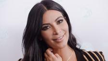 Kim Kardashian sorprende con extravagante cambio de look estilo Frozen