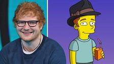 Los Simpson: Ed Sheeran cantará con Lisa en parodia de La La Land
