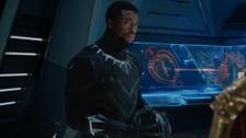 Kendrick Lamar comparte la nueva canción de Black Panther