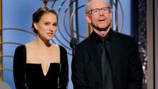 Golden Globes 2018: Natalie Portman se manda con la mejor frase y las redes enloquecen