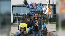 Wake App: Así fue la visita de Oscar Soto a las oficinas de Blizzard
