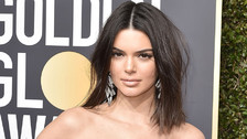 Kendall Jenner responde a los que criticaron su acné