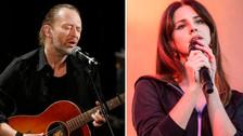 Radiohead niega que haya demandado a Lana Del Rey por plagio