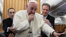 Tuitero convierte al Papa en rapero y alborota las redes sociales