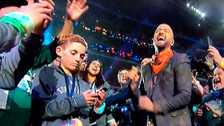 Selfie Kid: el niño que se convirtió en el nuevo meme en la presentación de Justin Timberlake