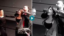 Mia Khalifa termina en lágrimas luego de golpe luchadora Thunder Rosa