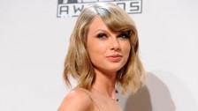 Taylor Swift reveló cuáles son sus canciones favoritas en este momento