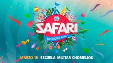 Safari Electronic Park: Se revela el line up completo