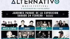 Alternativo Music Festival: Conoce los horarios de las bandas