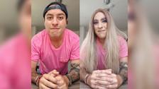 Youtube: El Cholo Mena se transforma en drag queen y logra enviar importante mensaje