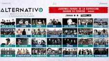 Alternativo Music Festival: Las canciones que vas a escuchar en el festival