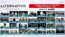 Alternativo Music Festival: Minuto a minuto cobertura en vivo