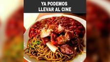 Divertidos memes tras permitirse que público lleve su propia comida a los cines