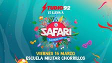 Safari Electronic Park: Algunos tracks que escucharás en el festival temático