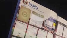 Así se ve el álbum Panini del Mundial Rusia 2018 con Perú
