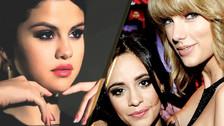 Selena Gomez está celosa de la amistad de Taylor Swift con Camila Cabello