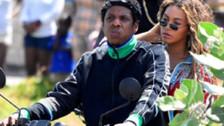 Beyoncé y Jay Z: Filtran imágenes de su nuevo video