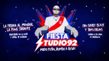 Fiesta Studio92 modo Putin! Separa aquí tus entradas