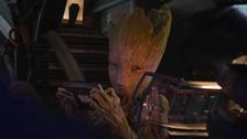 Revelan la frase que dijo Groot al final de Avengers: Infinity War, y es devastador
