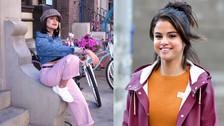 Así fue el épico encuentro entre Ximena Galiano y Selena Gomez